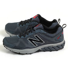 New Balance MT610RO5 2E Dark Grey & Black Sportstyle Trail Running Shoes NB
