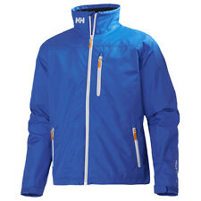 00 Helly Hansen Jacket Crew Midlayer Jacket, Racer Blue
