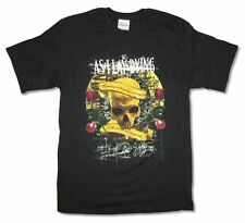 As I Lay Dying Tragedy Mens Black T Shirt New Official Adult