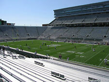 3 tickets Michigan State Spartans Indiana Hoosiers 10/21
