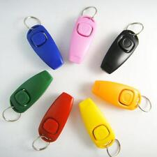 Click Dog Guide Clicker Training Whistle Pet