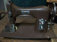 INDUSTRIAL STRENGTH DOMESTIC 153 SEWING MACHINE LOADED COMPLETELY SERVICED