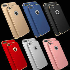 Luxury Ultra-thin Electroplate Hard Back Case Cover For Apple iPhone 7 / 7 Plus