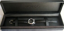 Movado Museum Classic Ladies and Mens Dress Watches with Leather Strap - NIB