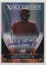 2011 Donruss Elite Extra Edition #P-30 Jackie Bradley Jr Boston Red Sox Jr. Auto