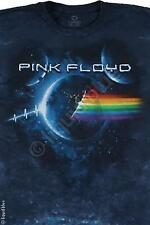 PINK FLOYD-PULSE EXPLOSION-DARK SIDE OF THE MOON-TIE DYE TSHIRT M-L-XL-XXL