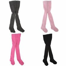 Baby Girls Cotton Rich Lycra Tights