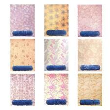 """7"""" Embossed Pattern Painting Roller Brush Machine for Room Wall Decoration"""