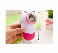 Electric Clothes Fluff Lint Remover Shaver Fuzz Fabric Shaving Device HU