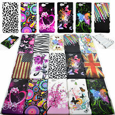 Fashion Hard Plastic Back Cell Phone Skin Cover Case For Sony Xperia Z1 Mini