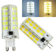 10pcs G4 G9 LED Bulb Dimmable AC 110V 220V 5W Energy Saving Light Bulb E