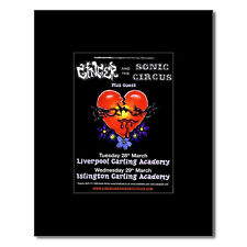 WILDHEARTS - Ginger - UK Tour 2006 Mini Poster