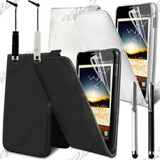 Case Cover PU Leather Real Samsung Galaxy Note N7000/ i9220 LTE