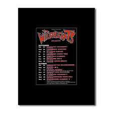 WILDHEARTS - UK Tour 2002 Mini Poster - 10x13.5cm