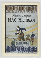 2002 2002-07 TK Legacy Wolverines PC2 Vs Michigan Agricultural College 1918 Card