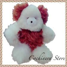 Large 15¨ Baby Alpaca Fluffy Teddy Bear Select Color