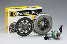 FOR VOLVO V70 2.0 T 2.4 BI-FUEL 00-07 LUK REPSET PRO CLUTCH KIT + CONCENTRIC CSC