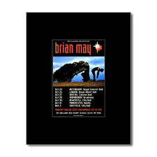 QUEEN - Brian May - UK Tour 1998 Mini Poster