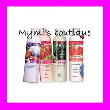 Lotion cream moisturizing scented to the fruit Avon Naturals milk hands and body