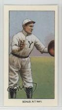 1988 CCC 1909-11 T206 Reprints #ADSC.3 Admiral Schlei (Catching) New York Giants