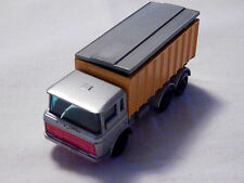 LESNEY MATCHBOX SERIES - # 47 TIPPER CONTAINER TRUCK - MADE IN ENGLAND