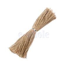 20cm Natural Brown Jute Hemp Rope Twine String Cord Shank Craft Making DIY EW