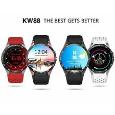 Kingwear KW88 Android 5.1 Smart Watch Phone with 2.0MP Camera Bluetooth WIFI GPS