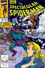 Spectacular Spider-Man (1976 series) #164 in Near Mint - condition