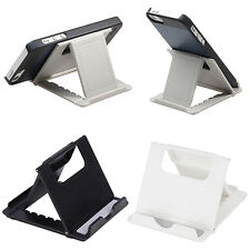 Universal Folding Holder Stand Mount For Smartphone iPhone iPad Tablet Novelty