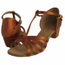HenryG Women Latin Ballroom Salsa Dance Sandals - HGB-217