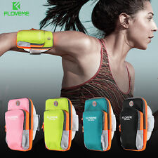 FLOVEME Sport Running Armband Mobile Phone Case Jogging Package Pouch For iPhone