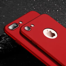Ultrathin Slim Full Protect Phone Cover Hard PC Back Case Matte Cover for IPhone
