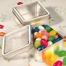6x Favour Tins, Favor Tins, Wedding Favours & Gifts, Events, Various Styles
