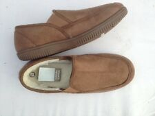 MENS NOERDLAND LUXURY WARM LINED SLIPPERS WITH SOLE SIZE 7,8,9,10,11,12