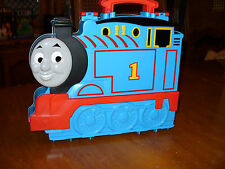 THOMAS THE TRAIN CARRING CASE WITH ENGINE