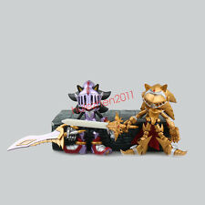 SIR LANCELOT & EXCALIBUR SONIC The Hedgehog And Black Knight Action Figures Cos