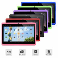 """XGODY 7"""" Tablet PC Android 4.4 Quad Core 8GB Dual Cam HD Screen Bluetooth Wifi"""