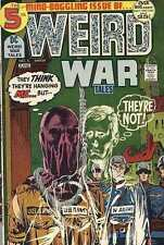 Weird War Tales (1971 series) #5 in Fine - condition. FREE bag/board