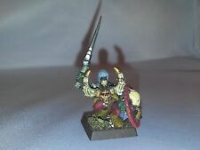 Warhammer Fantasy Orcs & Goblins Awesome Goblin Warrior well painted!! #10149