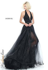 Sherri Hill 51102 Long Evening Dress ~LOWEST PRICE GUARANTEE~ NEW Authentic Gown