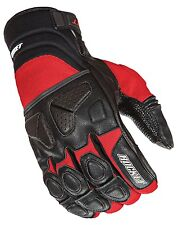 Joe Rocket Men's Red / Black Atomic X Motorcycle Glove