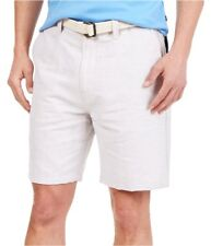 Nautica Mens Linen Deck Casual Chino Shorts
