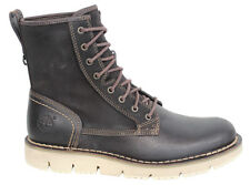 Timberland Westmore Hiker Mens Ankle Lace Up Dark Brown Leather Boots A17XN T1
