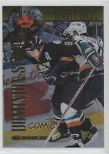 1997-98 Donruss Canadian Ice Dominion Series Non-Numbered #74 Teemu Selanne Card
