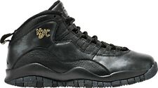 Nike Air Jordan Retro 10 X New York City NYC Pack Mens Size Black 310805 012