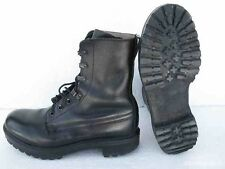 NEW***Genuine British Army Black Leather Combat / Assault Boots - Various Sizes