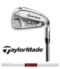 New Taylormade Golf Irons 2017 M1 Iron Set KBS Tour 90 Steel 4* Upright
