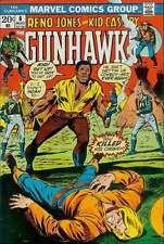 Gunhawks (1972 series) #6 in Very Fine - condition. FREE bag/board