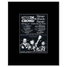 WE ARE THE IN CROWD - UK Tour 2013 Mini Poster