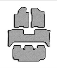 2004-2008 Nissan Armada 4 pc Set Factory Fit Floor Mats (No 2nd row console)